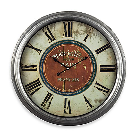 Specialite Wall Clock