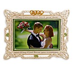 Celtic Wedding 4-Inch x 6-Inch Ceramic Frame