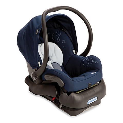 Maxi-Cosi® Mico™ Infant Car Seat and Accessories - Dress Blue