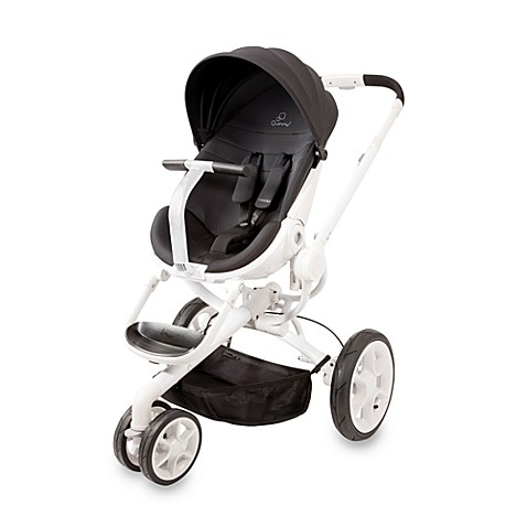 Quinny® moodd™ Stroller in Black Irony