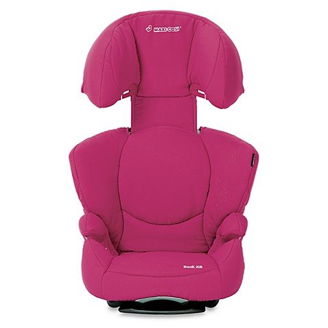 Maxi-Cosi® Rodi™ XR Booster Car Seat in Sweet Cerise