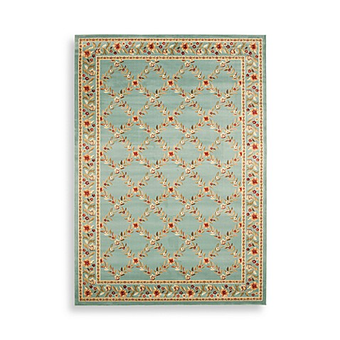 Safavieh Lyndhurst Collection Blue Feodore Rugs