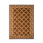 Safavieh Lyndhurst Collection Brown Feodore 2' 3