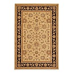 Safavieh Majesty Collection Camel and Brown Rugs