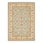Safavieh Majesty Collection Rugs in Light Blue/Creme