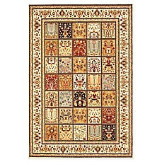 Safavieh Majesty Collection Multi and Creme Block Pattern Rugs