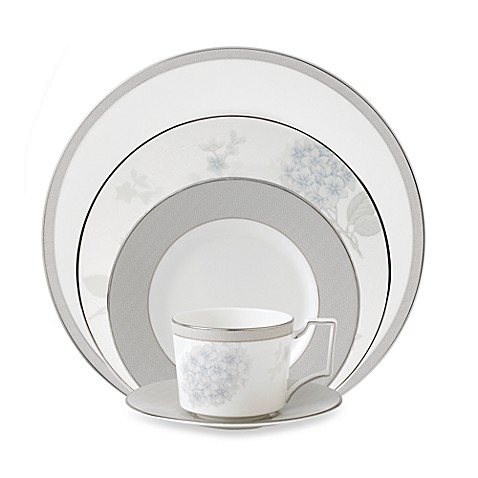 Wedgwood® Patina Platinum Dinnerware