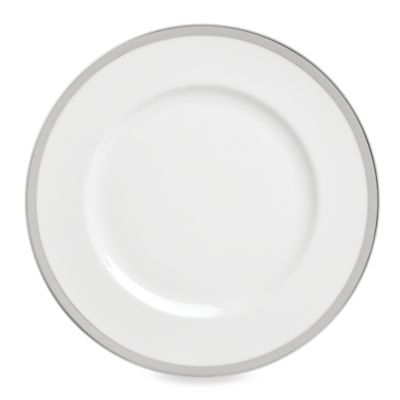Wedgwood® Patina Platinum 10 3/4-Inch Dinner Plate