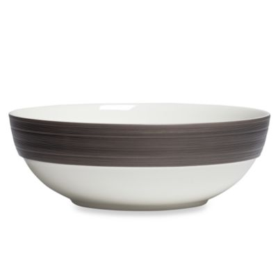 Vera Wang Wedgwood® Devotion Platinum 10-Inch Serving Bowl