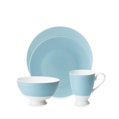 donna hay® for Royal Doulton® Pure Blue 4-Piece Place Setting