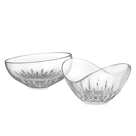 Waterford® Lismore Essence Crystal Bowls
