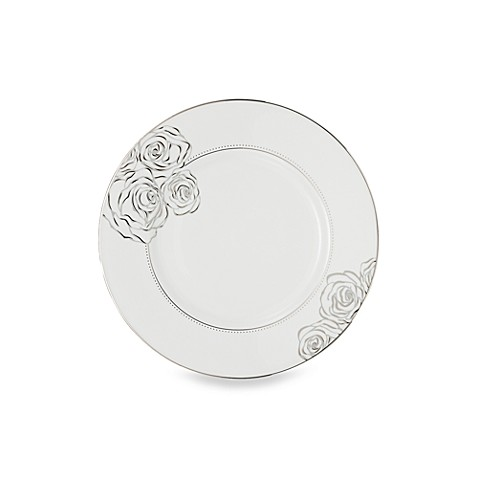 Monique Lhuillier Waterford® Sunday Rose 9-Inch Accent Plate