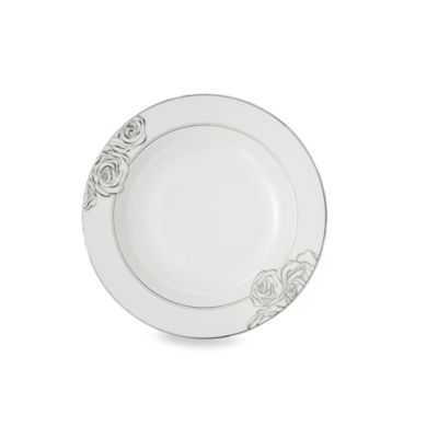 Monique Lhuillier Waterford® Sunday Rose 8-Inch Rim Soup Bowl