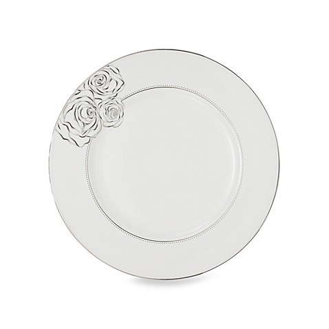Monique Lhuillier Waterford® Sunday Rose 10 1/2-Inch Dinner Plate