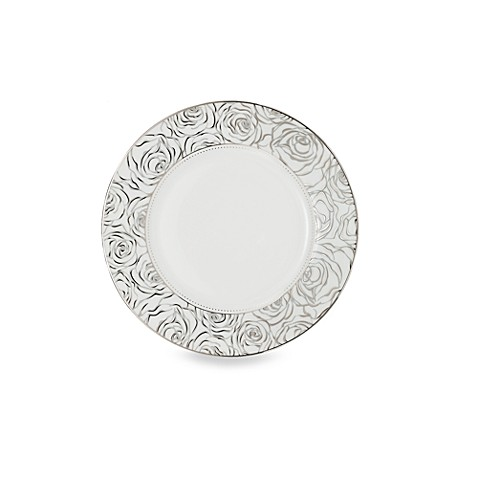 Monique Lhuillier Waterford® Sunday Rose 8-Inch Salad Plate