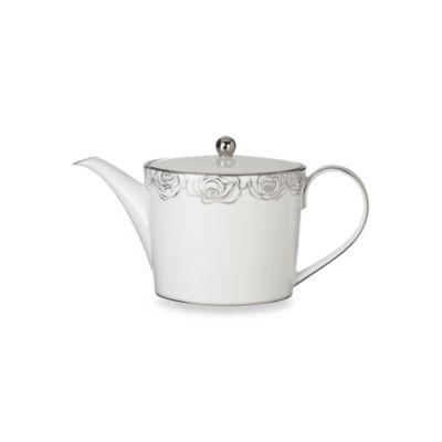 Monique Lhuillier Waterford® Sunday Rose 36-Ounce Teapot