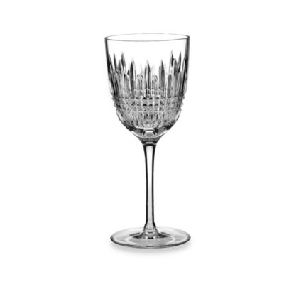 Leaded Crystal Red Wine Glasses