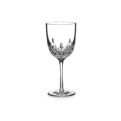 Waterford® Lismore Encore Crystal 8 oz. White Wine Glass