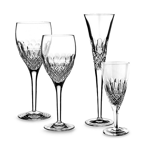 Monique Lhuillier Waterford® Ellypse Crystal Stemware