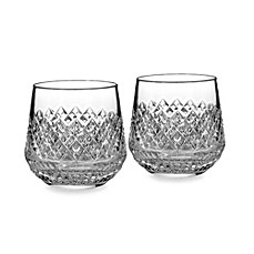 Monique Lhuillier Waterford® Arianne 8-Ounce Old Fashioned (Set of 2)