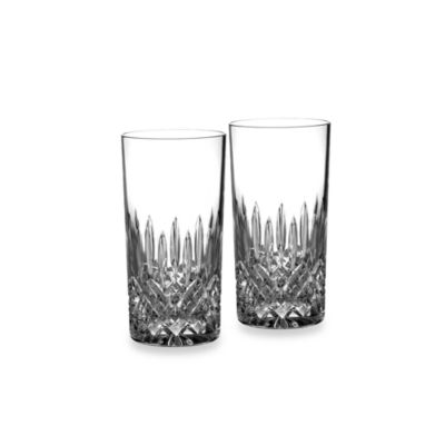 Monique Lhuillier Waterford® Arianne 12-Ounce Highball (Set of 2)