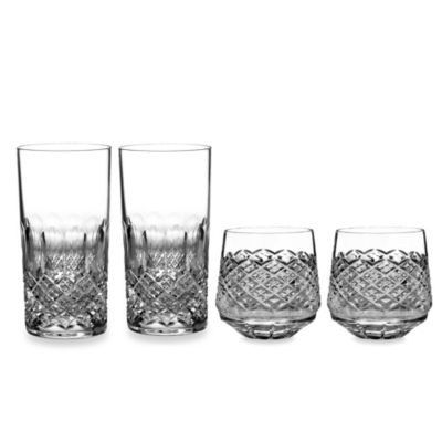 Monique Lhuillier Waterford® Ellypse Crystal Barware
