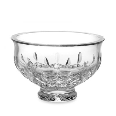 Crystal Lismore Bowl