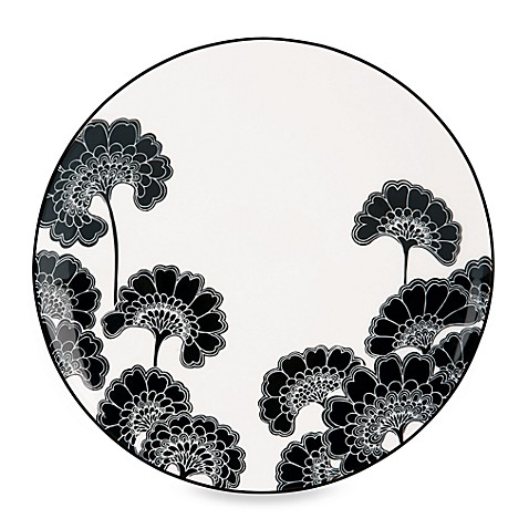 kate spade new york Japanese Floral 9-Inch Accent Plate