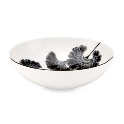 kate spade new york Japanese Floral 8-Inch Pasta Bowl