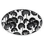 kate spade new york Japanese Floral Large 15 3/4-Inch Oval Platter