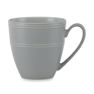 kate spade new york Fair Harbor™ Mug in Oyster