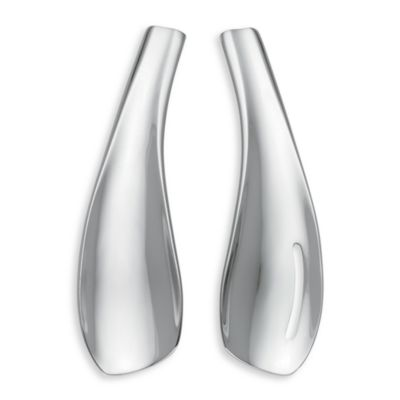 Dansk® Torq Metal Salad Servers (Set of 2)