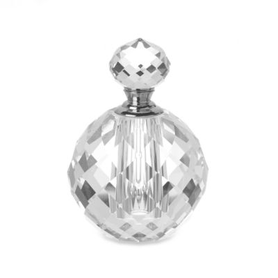 Oleg Cassini Crystal Perfume Bottle