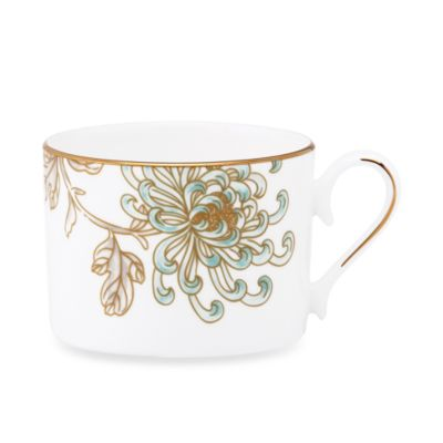 Marchesa by Lenox® Painted Camellia 7-Ounce Can Cup