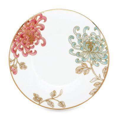 Painted Camellia Saucer Formal Dinnerware
