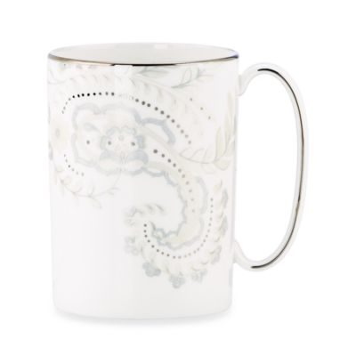 Marchesa by Lenox® Paisley Bloom 11-Ounce Mug