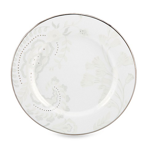 Marchesa by Lenox® Paisley Bloom 6-Inch Tidbit Plates (Set of 4)