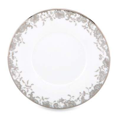 Marchesa by Lenox® French Lace 5 3/4-Inch Can Saucer