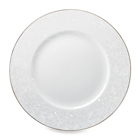 Marchesa by Lenox® Porcelain Lace 10 3/4-Inch Dinner Plate
