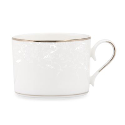 Marchesa by Lenox® Porcelain Lace 7-Ounce Can Cup