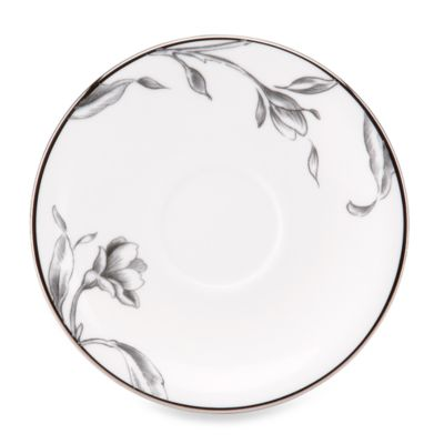 Marchesa by Lenox® Floral Illustrations 5-Inch Espresso Saucer