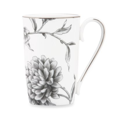 Marchesa by Lenox® Floral Illustrations 14 oz. Mug