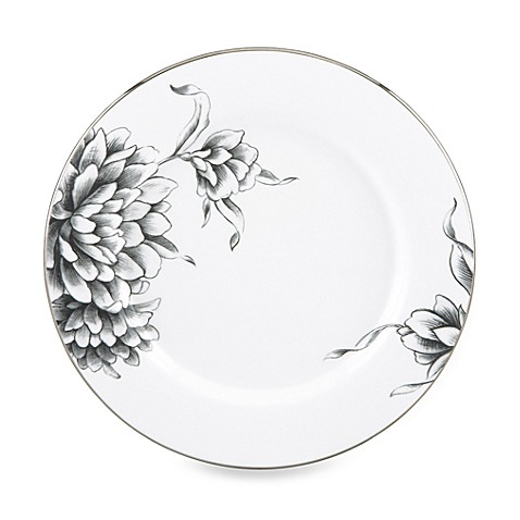 Marchesa by Lenox® Floral Illustrations 6-Inch Tidbit Plates (Set of 4)