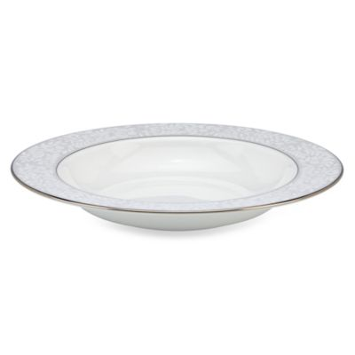 Lenox® Sheer Grace 9-Inch Pasta/Rim Soup Bowl