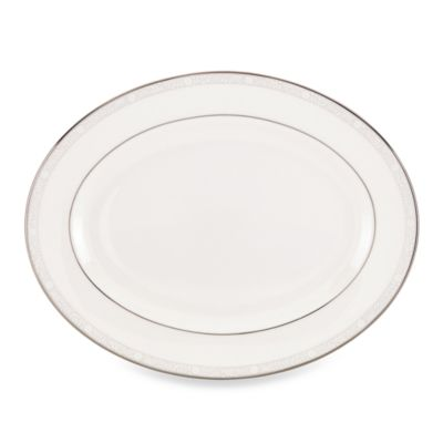 Lenox® Sheer Grace 13-Inch Oval Platter