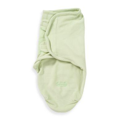 SwaddleMe® Medium/Large Adjustable Infant Wrap by Summer Infant®, Fleece in Sage