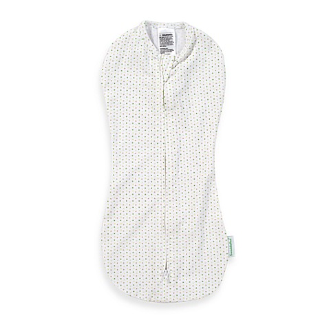 SwaddlePod® Newborn Simple Swaddle Solution by Summer Infant® in Happy Dots