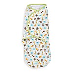 SwaddleMe® Medium/Large Adjustable Infant Wrap by Summer Infant in Zoo