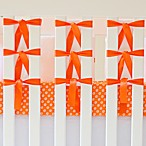 Oliver B 3-Piece Crib Bedding Set and Accessories in Orange