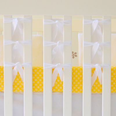 Oliver B 3-Piece Crib Bedding Set in Yellow
